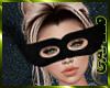 Carnival Mask Black