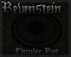 Rev's Circular Rug