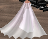 White Wedding Train