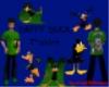 Daffy Duck T-shirt~!~