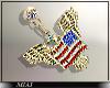 !M! USA Earrings