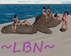 ~LBN~ Beach Rocks v3