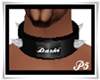 P5*Spiked Name Collar
