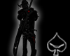 Black Great Knife