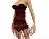 Gothic Flapper Dress