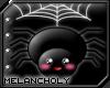 Floating Spider & Web