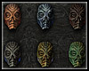 Skyrim Dragon Masks