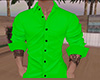 Slime Lime Green Shirt M