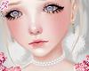 d. fur earrings w