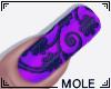 *M* Whoopi Nails