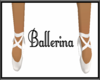 Kiddy Ballet Pointe Shoe