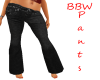 BBW Black Jeans 2