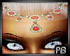 PB Ruby Drop Headdress