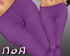*NoA*Leggins S. Purple