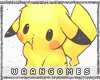 WG | Pikachu Sticker