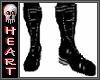 Boots PVC black 1