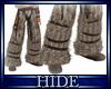 [H] Fur boots caribou