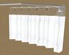 rideau séparation blanc