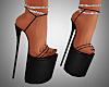 Lusy Black Heels