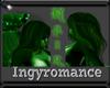 green fox hair