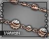-V- Diamonds Earrings