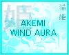 `N Akemi Wind Aura
