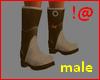 !@ Rain boots male