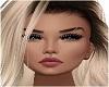 Cut Eyebrows F Head Kim