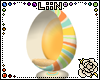 LiiN EggChair Stripes