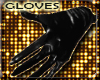 . Gloves, Black