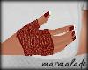!mml Syda Gloves Red