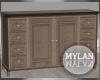 ~M~ | Wood Cabinet