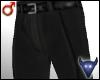 Grey suit pants (m)