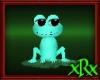 Lily Pad Frog Teal Dev
