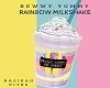 Rainbow Milkshake