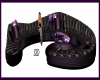 Purple Chat Couch