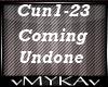 KORN-COMING UNDONE