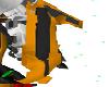 Orange Mech Shield
