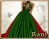 Fairytale Holiday Gown