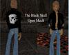 Black Skull open mock