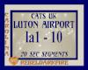 Cats UK - Luton Airport