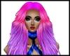 pink &purple annabelle