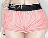 Sport Shorts |Pink|