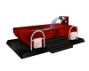 Red and black tub ani