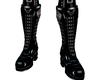 (MSis) Skull Belt boots