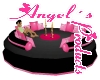 ~Angel~  pink/Black Bed