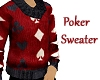 Poker Sweater