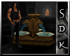 #SDK# Snake Fountain