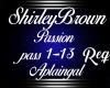 Shirley Brown-Passion