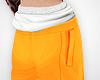 ! M' Orange Shorts
